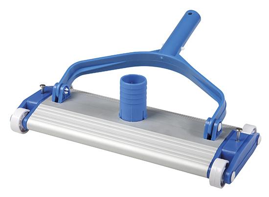 Aspirafango per piscina in alluminio aspirafango 45 cm for Accessori per piscine