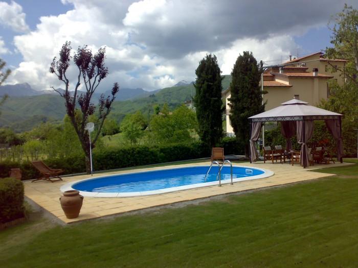 Piscine fuori terra elemento acqua - Prezzo piscina interrata ...