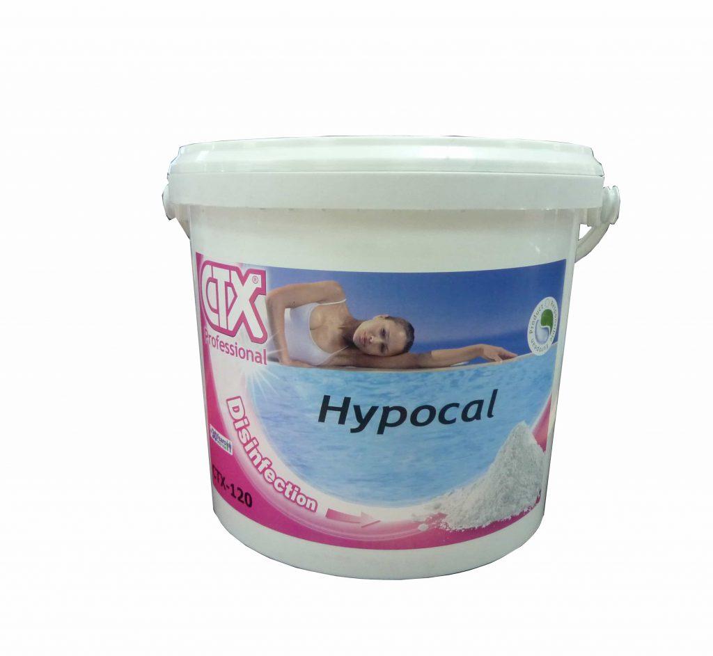 Ctx 120 ipoclorito di calcio granulare hypocal elemento - Ipoclorito di calcio per piscine ...