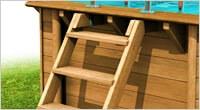 Piscine in legno niagara piscine fuori terra elemento for Piscina esterna legno